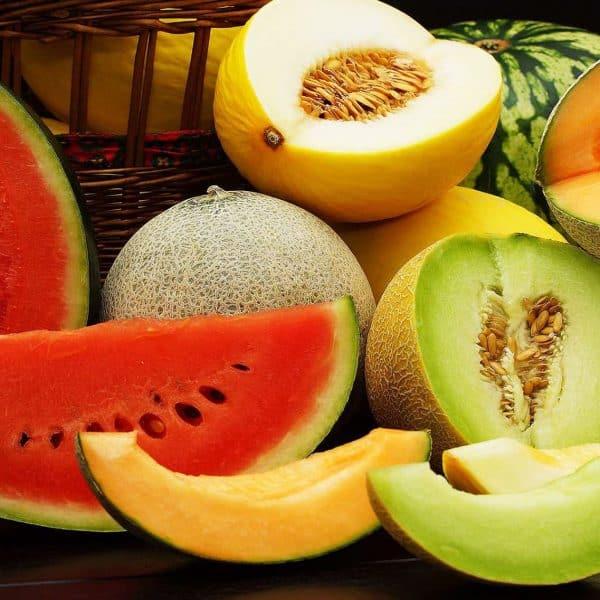 Image - Pastèque melon