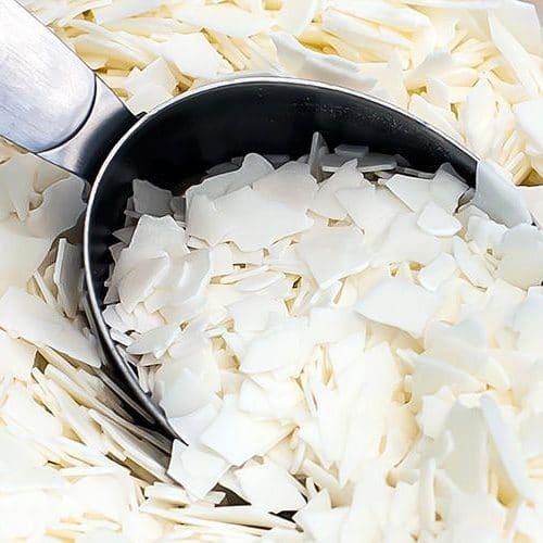 Image - Cire de soja pour bougies coulées